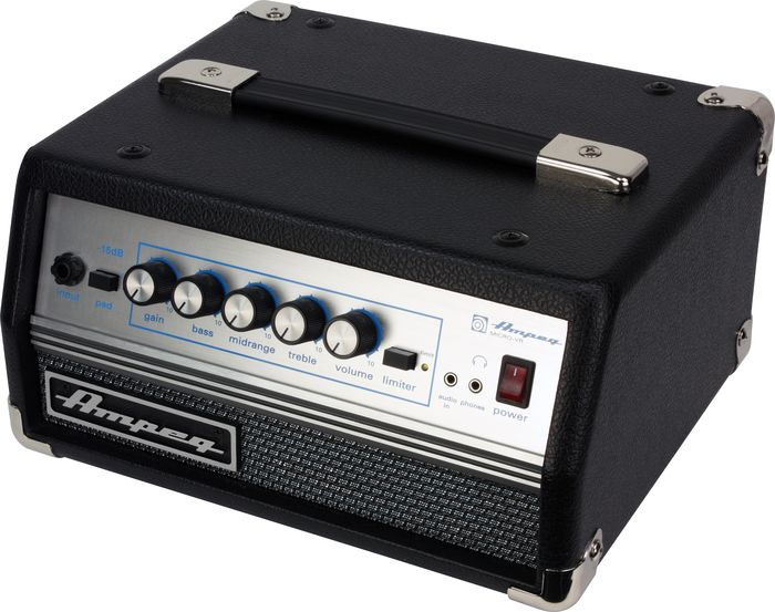 Ampeg Micro VR / SVT-210AV Stack Micro VR Right Side