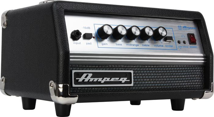 Ampeg Micro VR Left Side