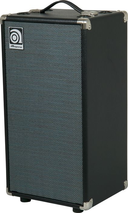 Ampeg Micro VR / SVT-210AV Stack SVT-210AV Right Side