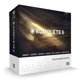 Komplete 6 Upgrade