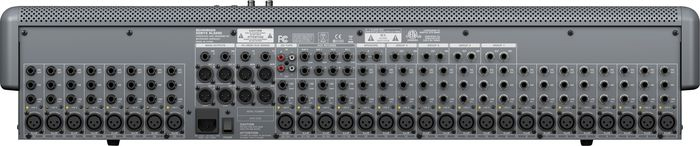 Behringer XL3200 Back View