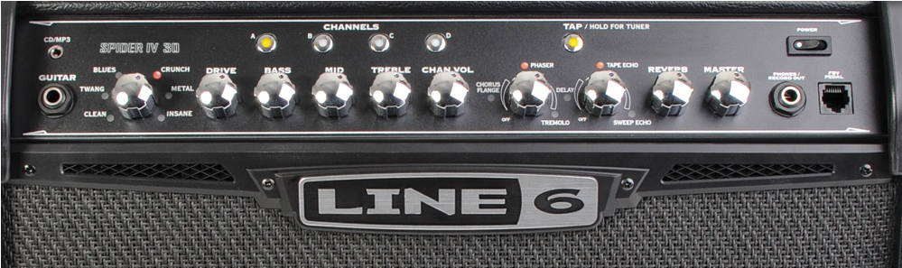 Line 6 Spider IV 30 View 2