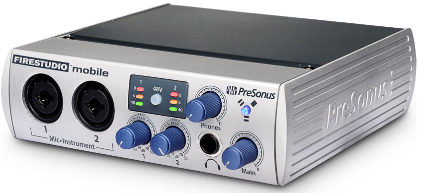 Presonus Mobile Studio Large View