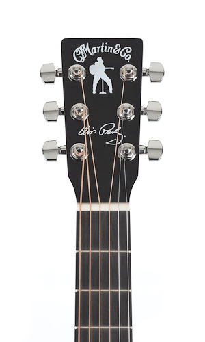 Martin LX Elvis Presley Limited Edition Headstock
