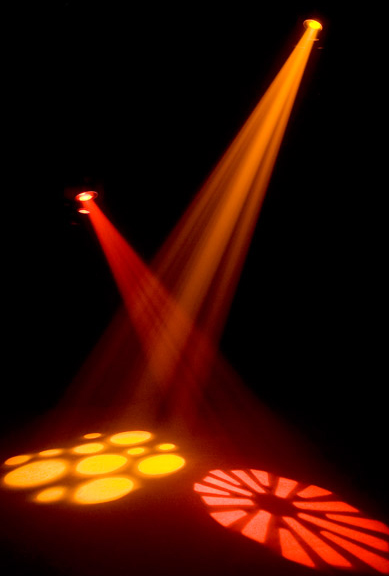 Chauvet Intimidator™ Scan LED Effects 1