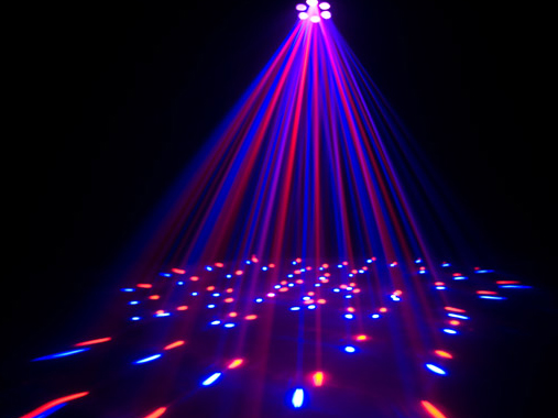 Chauvet Swarm Effects 3
