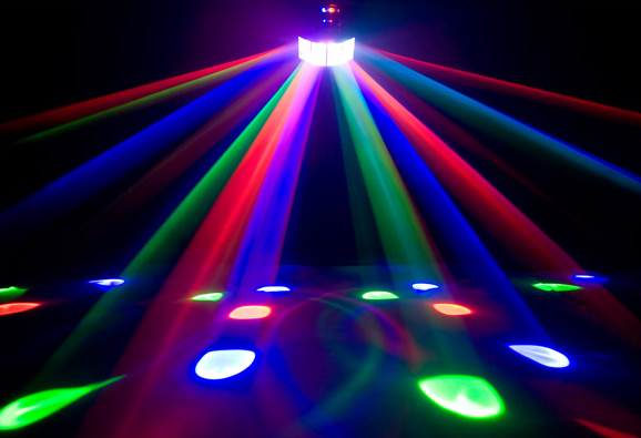 Chauvet DJ O-Beast™ Effects 1