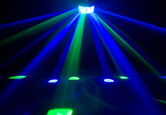 Chauvet DJ O-Beast™ Effects 2