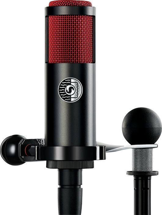 Shure KSM313 Ribbon Microphone View 2