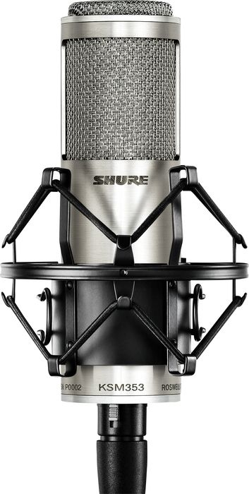 Shure KSM353 Ribbon Microphone View 2