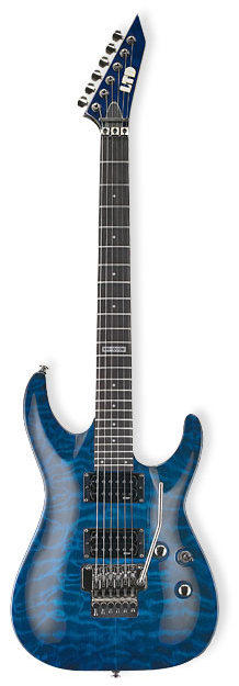 LTD MH-100QM - See Thru Blue
