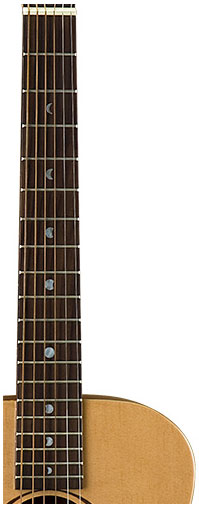 Luna Guitars Safari Muse Travel Guitar Pack - Spruce Large View