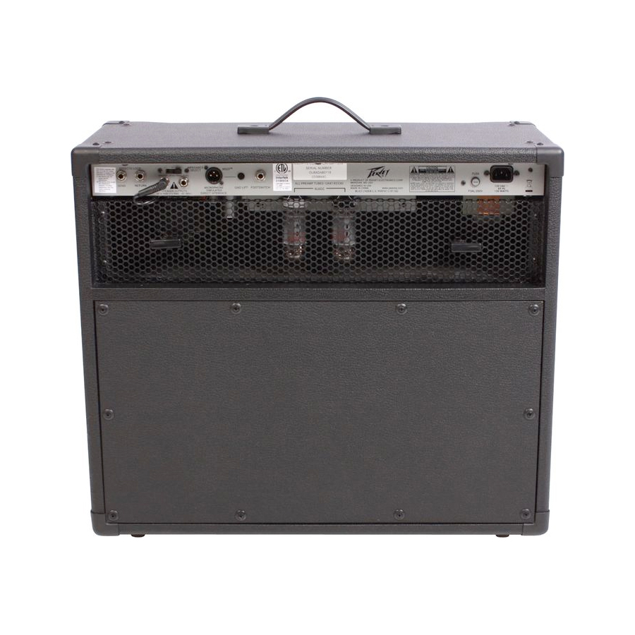 Peavey 6505 Plus Combo 112 Rear View