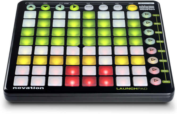 Novation LaunchPad View 2