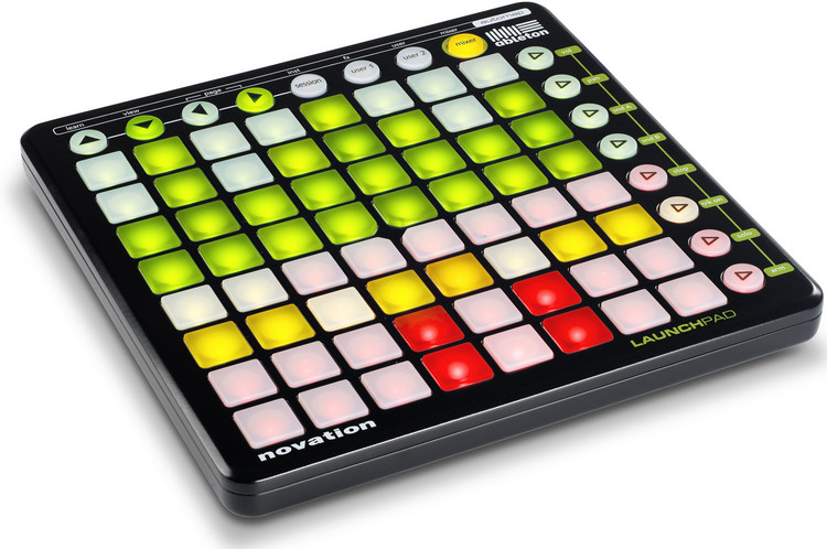 Novation LaunchPad View 3