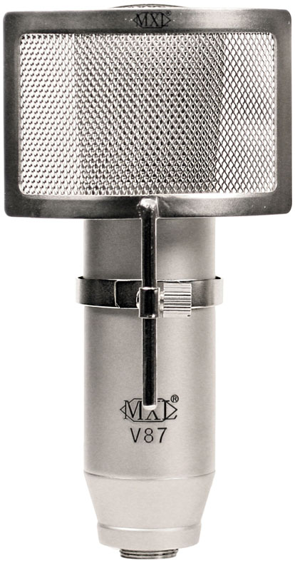 Marshall Electronics MXL V87 With Pop Filter