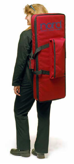Nord GB61 Gig Bag You can also use it as a back pack