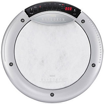 Korg Wavedrum - White Top View