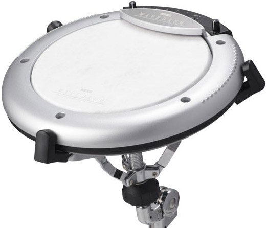Korg Wavedrum - Limited Edition Oriental On Stand In White