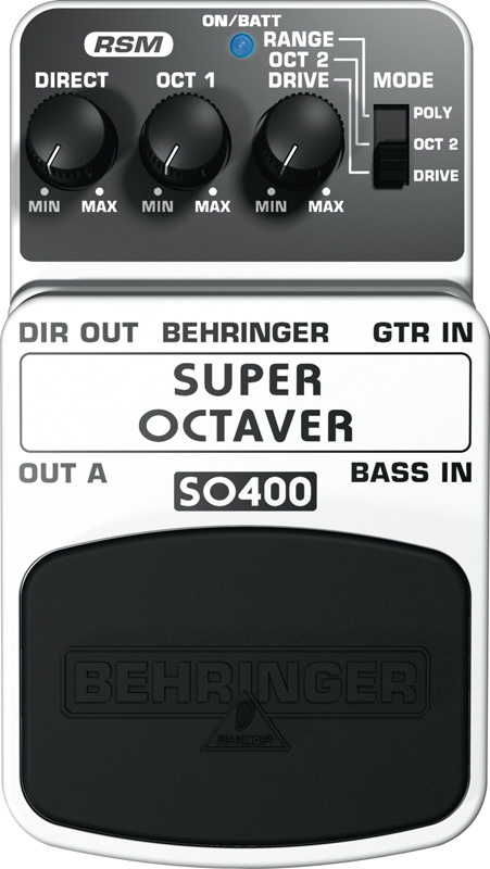 Super Octaver SO400