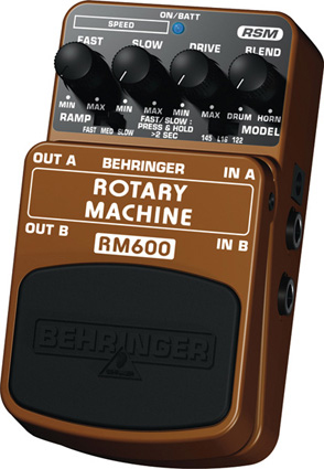 Behringer Rotary Machine RM600 Right Angle