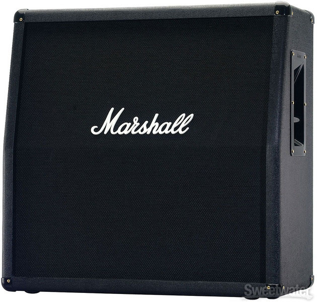 Marshall M412AAngled View