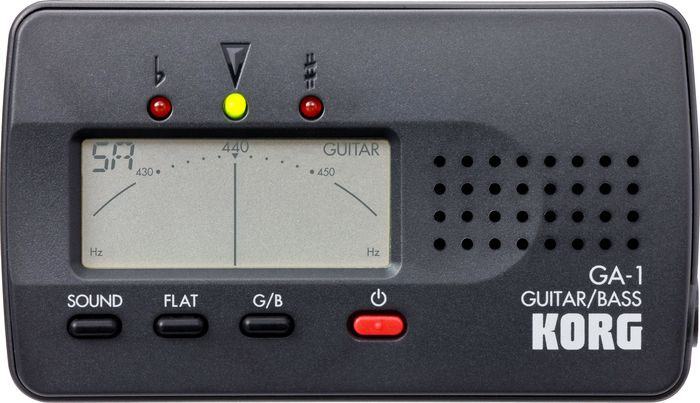 GA-1 Guitar and Bass Tuner