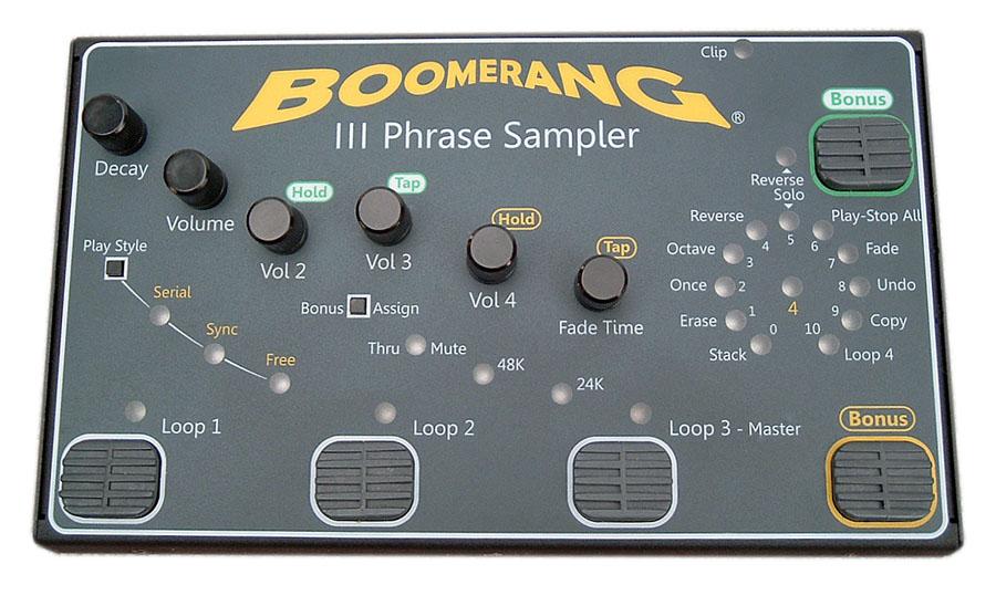Boomerang III