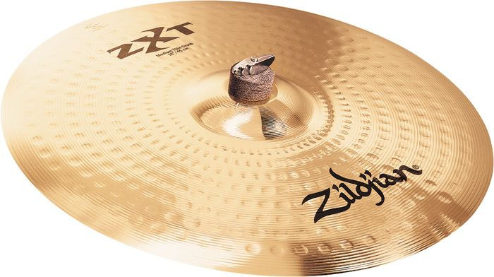 Zildjian ZXTR4P-9 ZXT Rock Cymbal Box Set FREE Crash