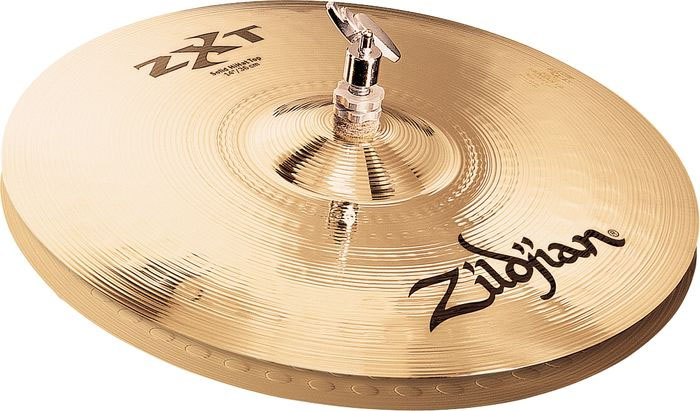 Zildjian ZXTR4P-9 ZXT Rock Cymbal Box Set Hi-Hat