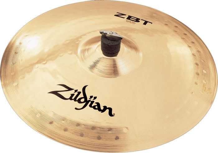 Zildjian ZBT 3 Starter Bonus Cymbal Pack with Free 14 Crash Ride
