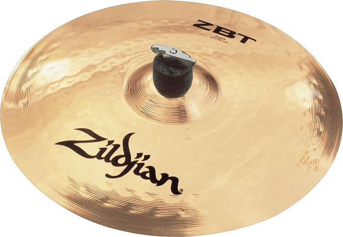 Zildjian ZBT 3 Starter Bonus Cymbal Pack with Free 14 Free Crash
