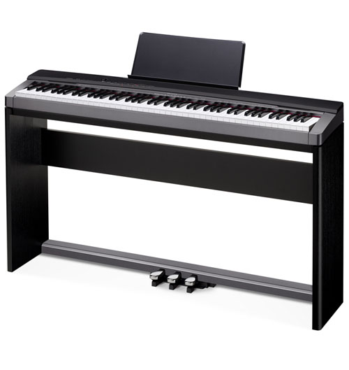 Casio PX130 Stand and Pedal Not Included