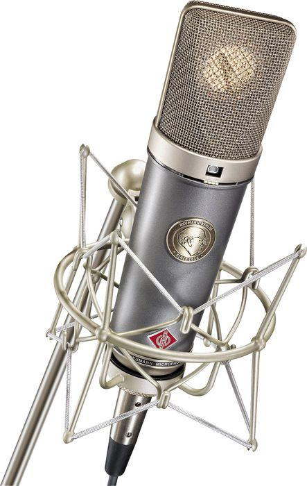 Neumann TLM 67 Condenser Microphone Set Z With Shockmount