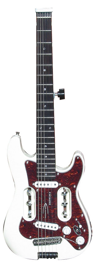 Traveler Escape EG-2 Travel Electric Guitar White