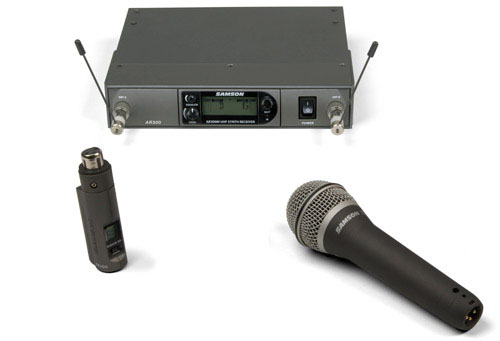 AirLine Synth True-Diversity Wireless UHF Handheld Microphone System