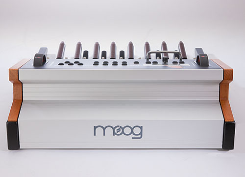 Moog Taurus 3 Rear View
