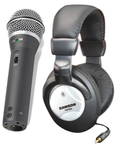Q2U - Recording Pak