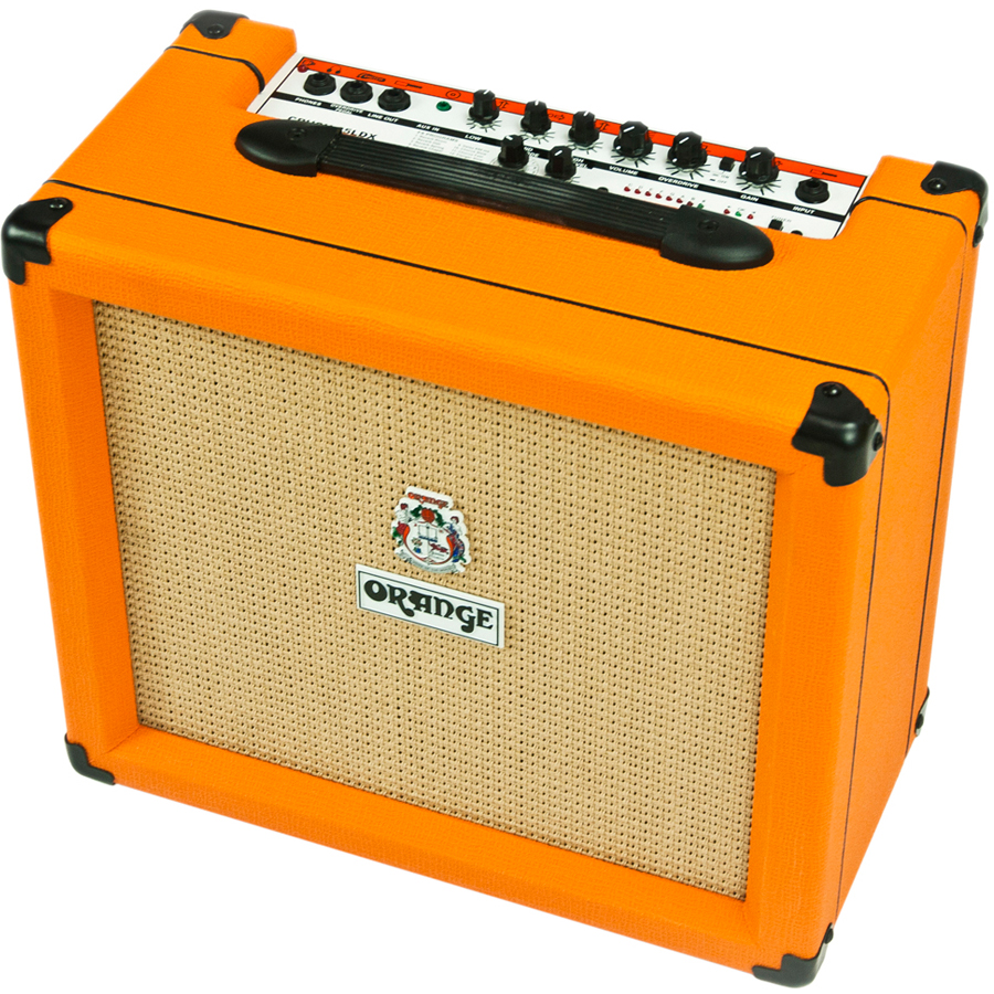 Orange CR35LDX - Crush 35-watt PiX Guitar Amp Angled View