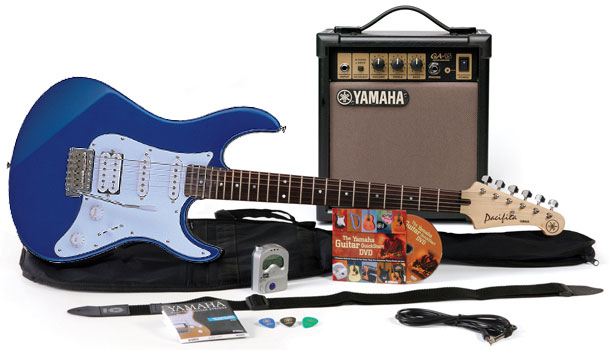 Yamaha Gigmaker EG - Blue Included In GigMaker