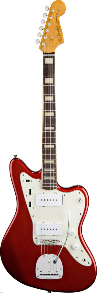 66 Classic Jazzmaster® Limited Edition - Candy Apple Red