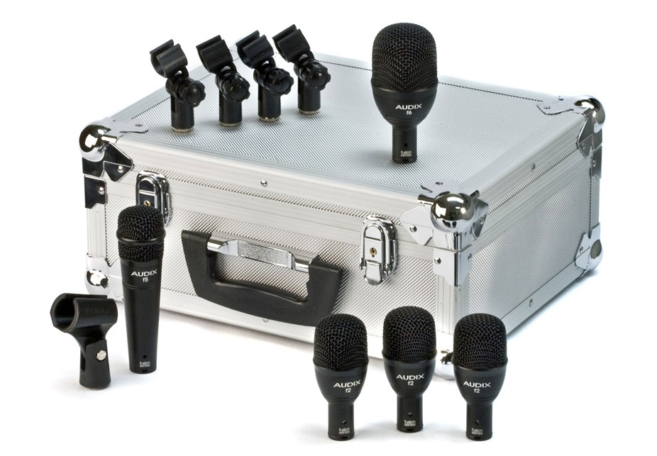 FP5 Fusion 5-Piece Drum Microphone Kit
