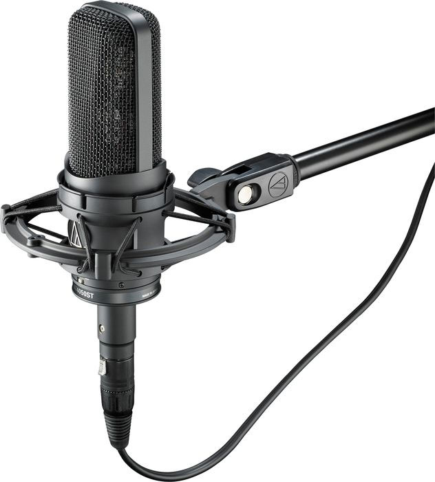 Audio Technica AT4050ST With Shockmount
