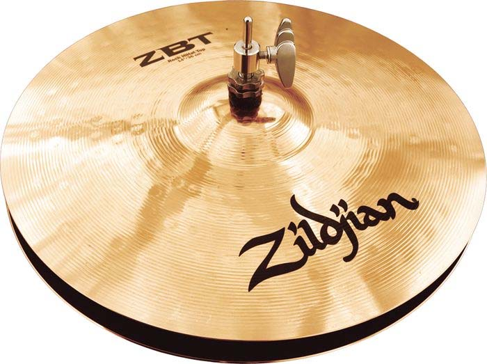 Zildjian ZBT 4 Pro Cymbal Pack with Free Rock Crash Hihat