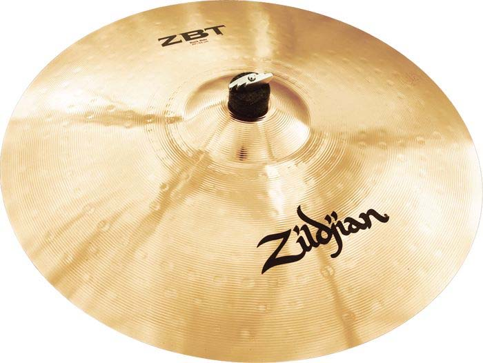 Zildjian ZBT 4 Pro Cymbal Pack with Free Rock Crash Ride