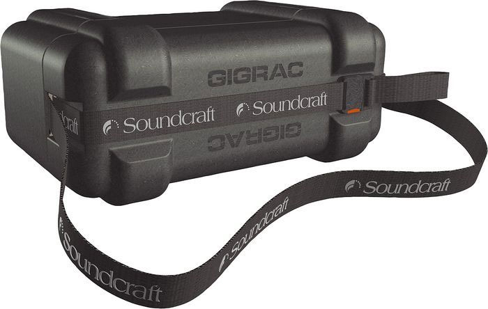 Soundcraft GigRac 600 Closed