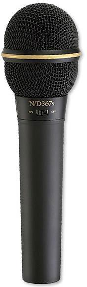 N/D367s Microphone