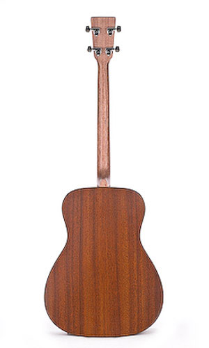 Martin LXM Tenor Rear View