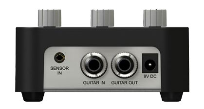 Source Audio Soundblox Classic Distortion Rear View