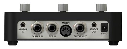 Source Audio Soundblox Pro Classic Distortion Rear View